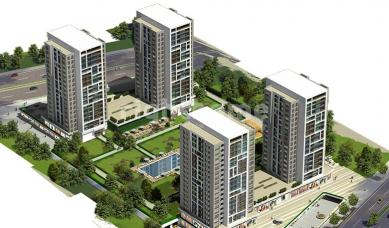 RH 341 - a family project in Beylikduzu, with large areas and integrated services