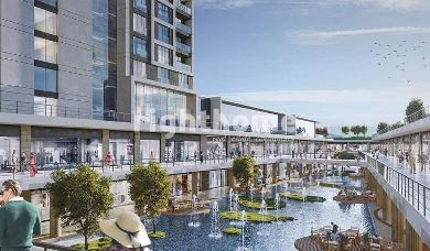RH 76-Housing and commercial project with sea view in Beylikduzu