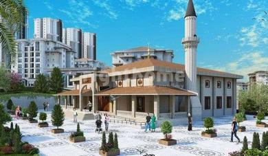 RH 276 - Ready to move apartments in Bahcesehir with 60 months installments