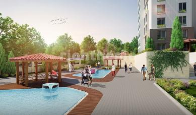 RH 410- Under-construction project in Gunesli suitable for families