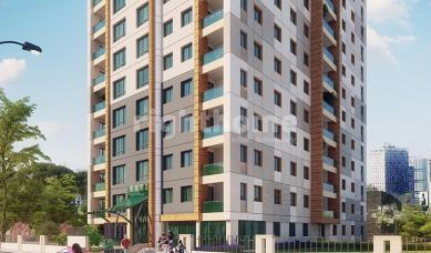RH 353 - ready-to-move-in apartments in Ataşehir
